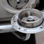 旧車再生の基本・エンジンオイル交換と各部の調整【49年前のCB125は直るのか? 素人再生記】 - cb125k_oil_04