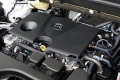 新型ハリアーのエンジン