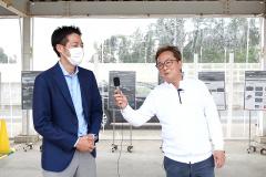 小島利章さんへインタビュー