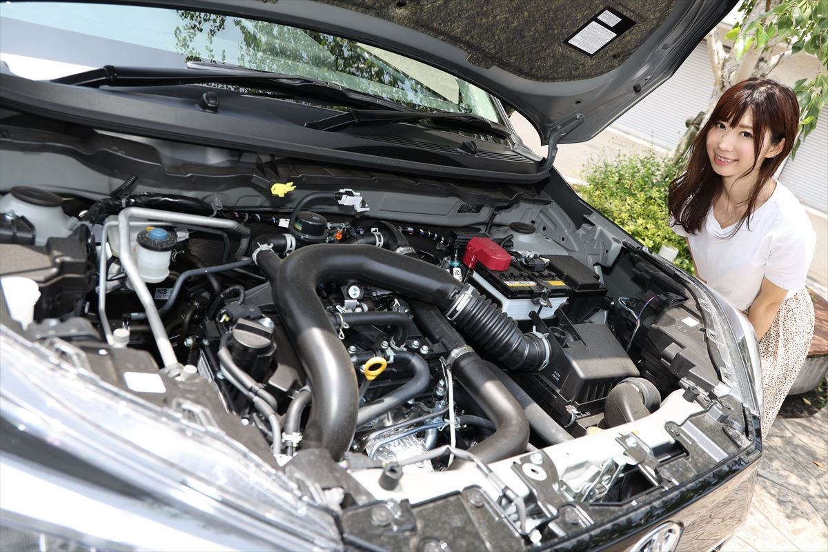 トヨタ ライズのエンジン