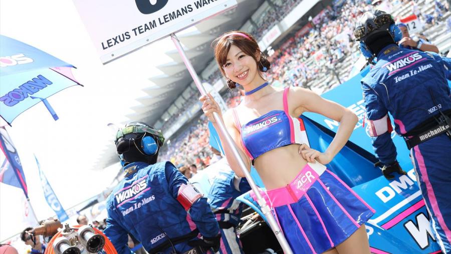 2019年8月の富士500マイルレース