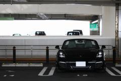 飯田裕子さんと愛車ボクスター