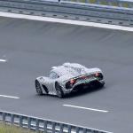 メルセデス・ベンツ初のハイパーカー「AMG One」、秘密施設で開発テスト中! - AMG One 007 2