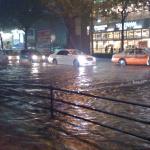 ゲリラ豪雨でクルマが水没! 自動車保険で自然災害の損害も補償されるの? - guerrilla_heavy_rain_03b