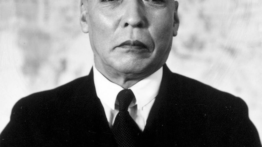 松田重次郎。