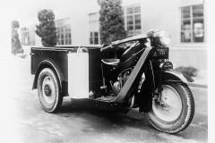マツダGA型(通称・グリーンパネル 1938(昭和5)年5月)。