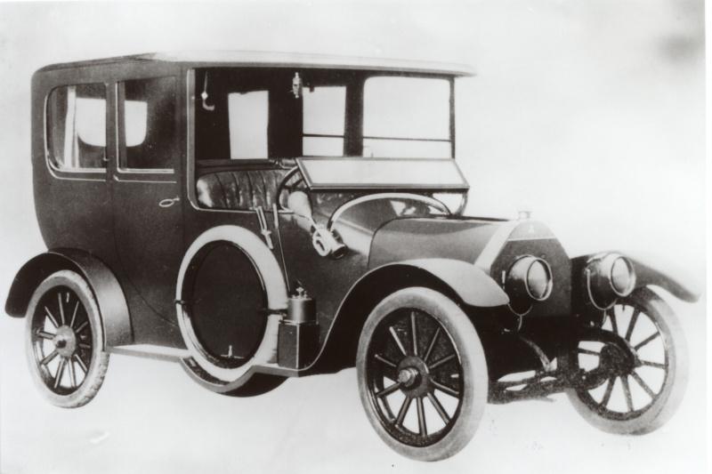 三菱A型(1918(大正7)年)。