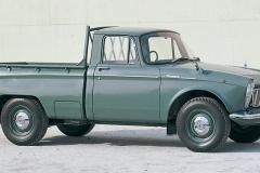 マツダB1500(1961(昭和36)年8月)。
