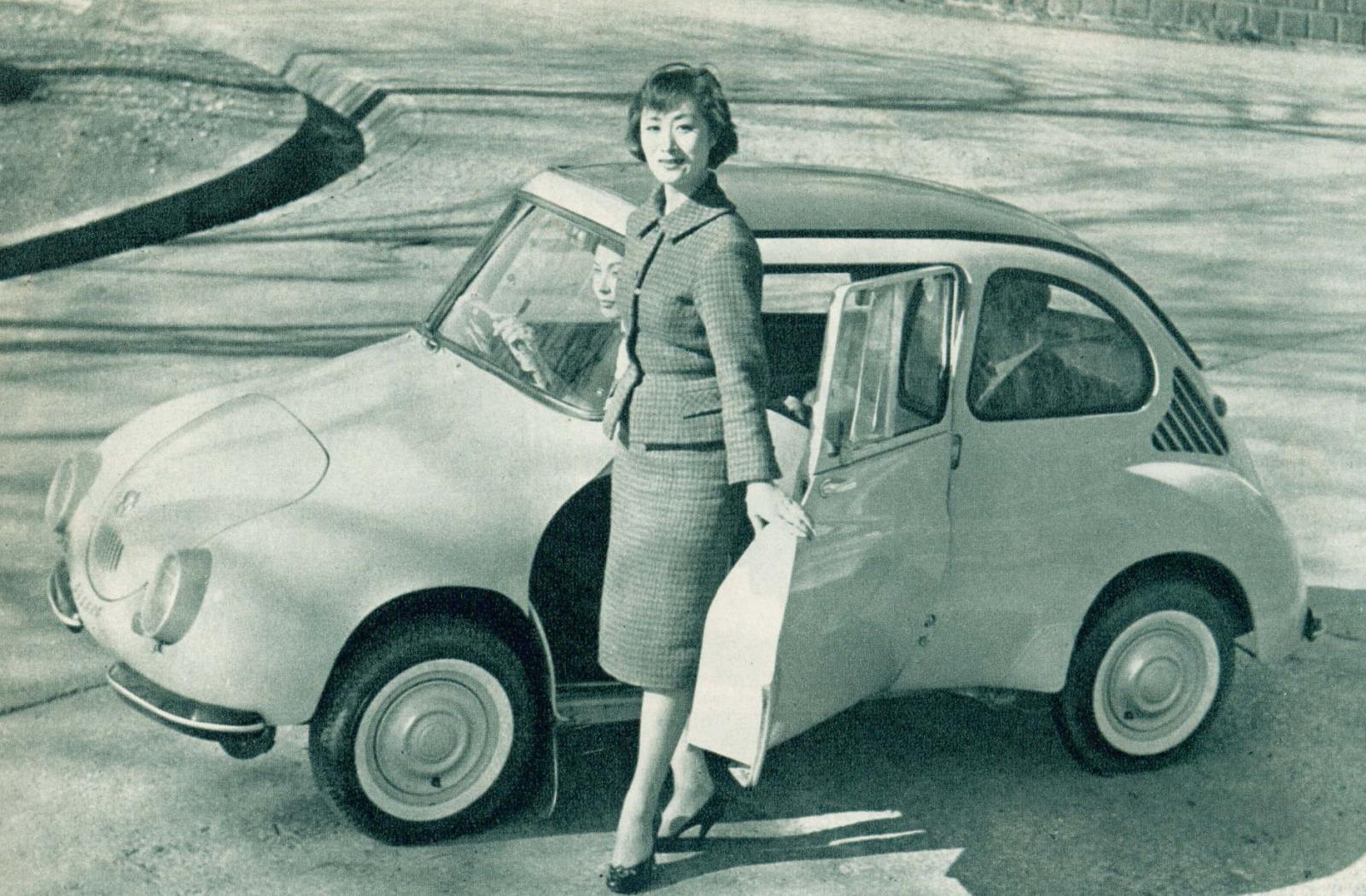 「マツダ初の乗用車「R360」と「キャロル」【マツダ100年史・第9回・第3章 その2】」の6枚目の画像