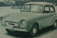 トヨタ試作車・A型。