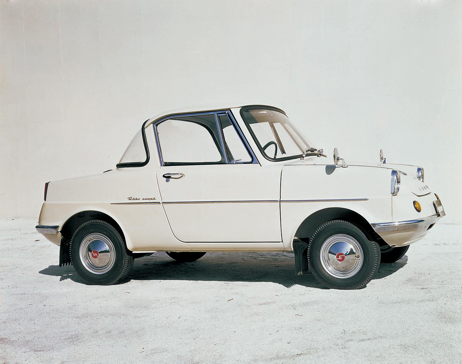 「マツダ初の乗用車「R360」と「キャロル」【マツダ100年史・第9回・第3章 その2】」の10枚目の画像