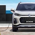 スズキの新型SUV「アクロス(ACROSS)」は、OEM元のRAV4よりトヨタ車っぽい!? - SUZUKI_ACROSS