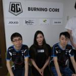 塚本奈々美、プロゲーミングチーム・Burning Coreのプロモーションディレクター就任 - BC選手たちと