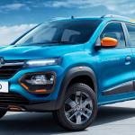 日産が「アリア」に続き、スタイリッシュなコンパクトSUVを7月16日に発表 - Renault_Kwid