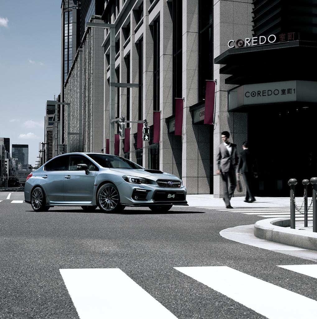 「SUBARU WRX S4が一部改良。走りと装備を強化した特別仕様車「WRX S4 STI Sport♯」を500台限定で設定【新車】」の2枚目の画像
