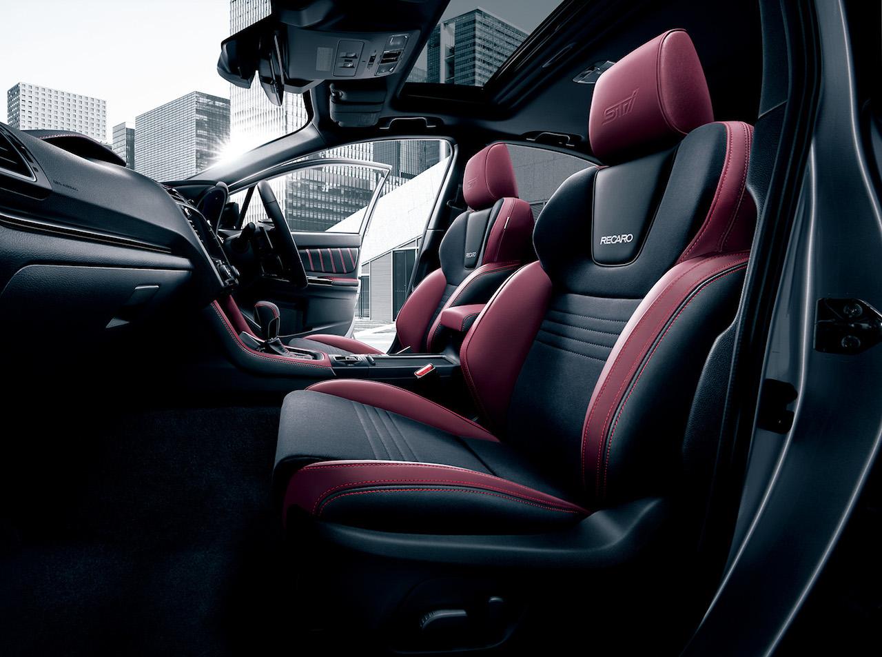 「SUBARU WRX S4が一部改良。走りと装備を強化した特別仕様車「WRX S4 STI Sport♯」を500台限定で設定【新車】」の9枚目の画像