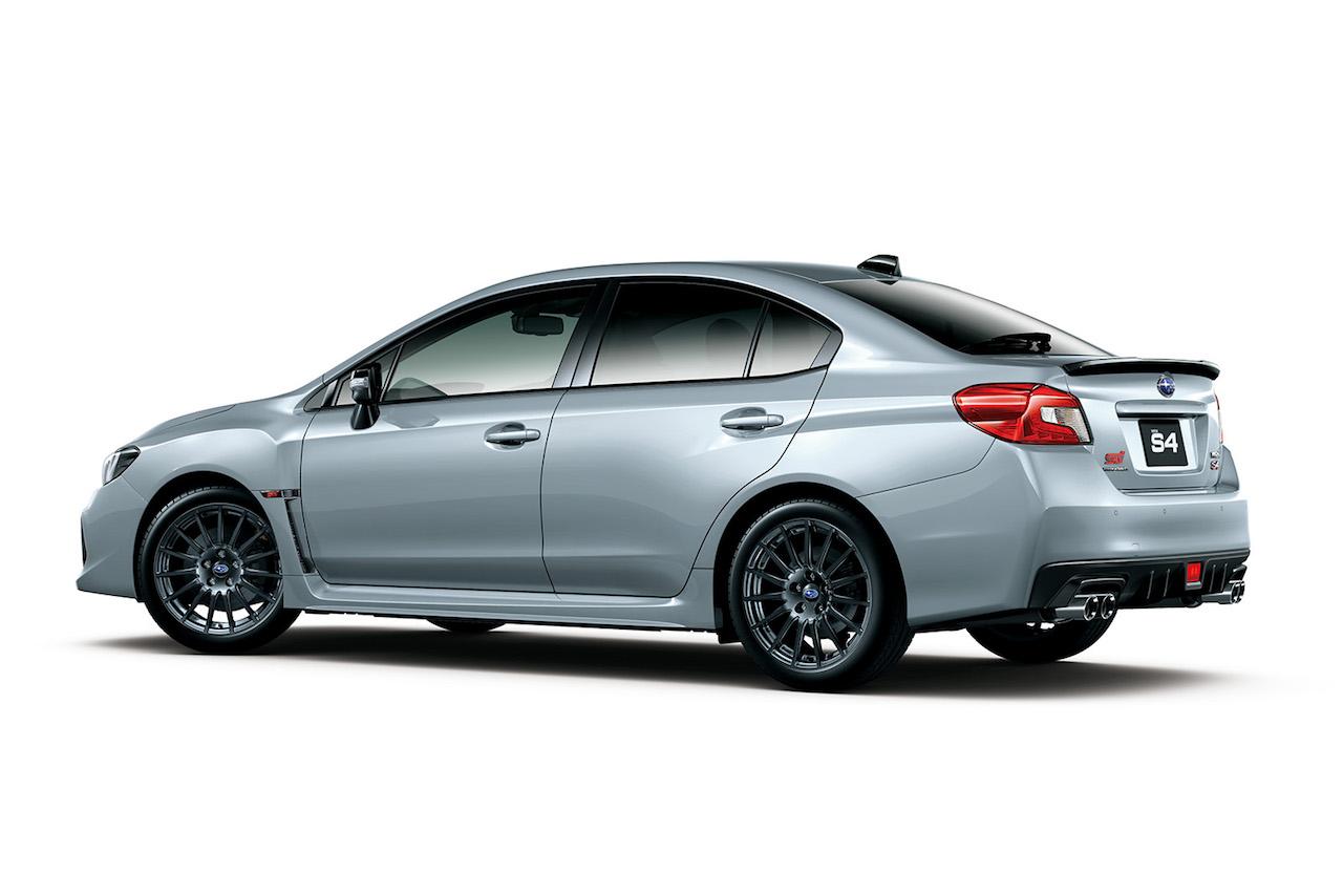 「SUBARU WRX S4が一部改良。走りと装備を強化した特別仕様車「WRX S4 STI Sport♯」を500台限定で設定【新車】」の8枚目の画像