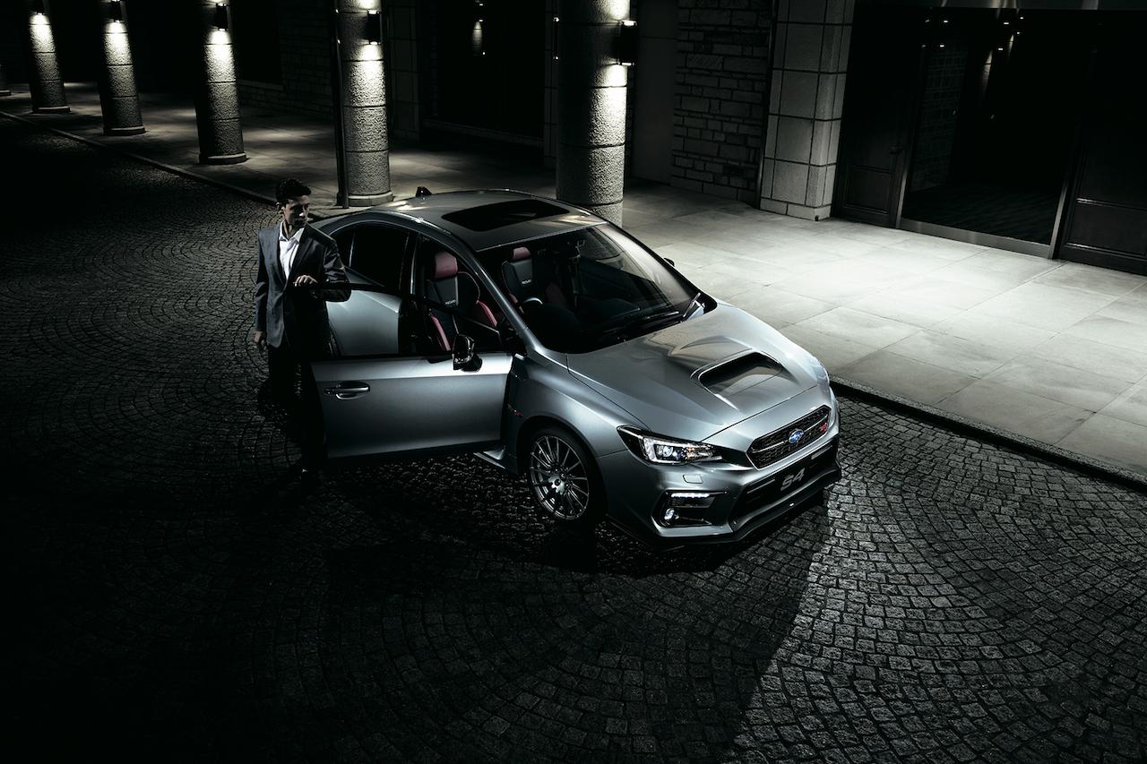 「SUBARU WRX S4が一部改良。走りと装備を強化した特別仕様車「WRX S4 STI Sport♯」を500台限定で設定【新車】」の6枚目の画像