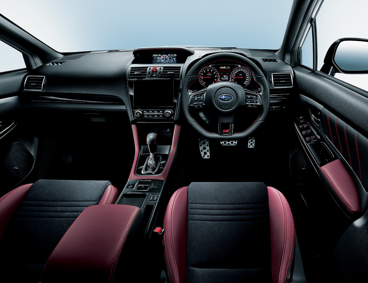 「SUBARU WRX S4が一部改良。走りと装備を強化した特別仕様車「WRX S4 STI Sport♯」を500台限定で設定【新車】」の4枚目の画像