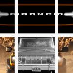 24年振り復活のフォード「ブロンコ」、デザインが見えた! - ford bronco2