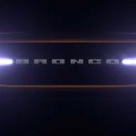 24年振り復活のフォード「ブロンコ」、デザインが見えた! - ford_bronco