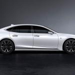 2020年冬に日本で発売される新型レクサスLS。内・外装、走りはどう変わる? - Lexus_LS_20200707_4