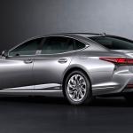 2020年冬に日本で発売される新型レクサスLS。内・外装、走りはどう変わる? - Lexus_LS_20200707_8