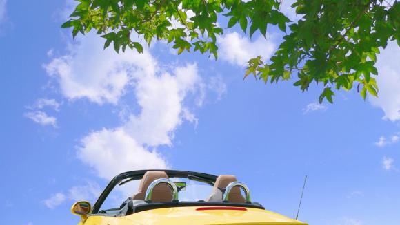 夏の旅行や日常の足に自家用車のニーズ増加