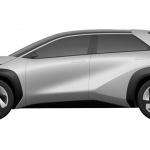 これがトヨタ・スバル共同開発SUVなのか!? 次世代EVクロスオーバーSUV特許画像が流出 - Toyota-BEV_3