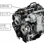 革新エンジン「SKYACTIV-X」【マツダ100年史・第33回 最終回・第8章 その6】 - 構成要素技術。
