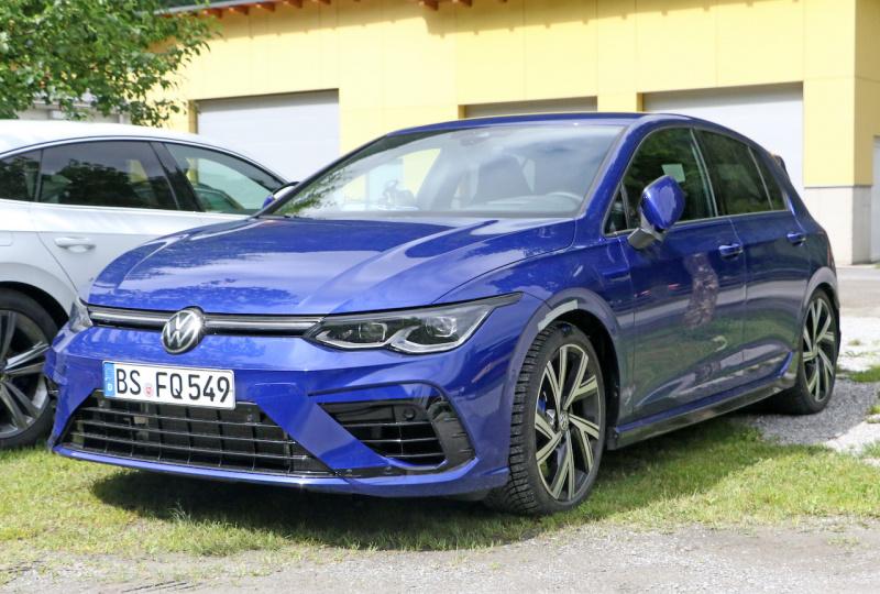 VW ゴルフ R_003