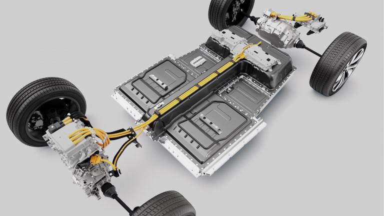 ボルボ XC40 Recharge P8 AWD