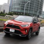 トヨタ・SUV・ハイブリッド・充電可能…つまり「全部入り」!? 【トヨタ・RAV4 PHV試乗】 - RAV4PHVmoro_0002