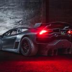 ランボルギーニ・ウラカンをフルチューンした「LP1200」が初公開 - Zyrus-Lamborghini-Huracan-3