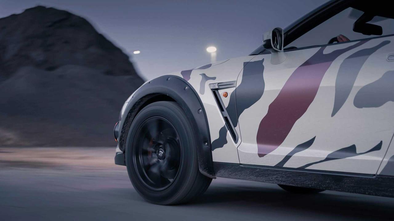 「日産・GT-Rがオフローダーに!? オランダから最新カスタム登場!」の4枚目の画像