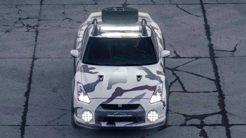 日産 GT-R カスタム_007