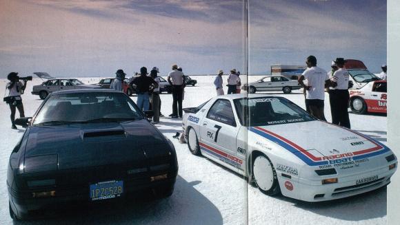 ボンネビル世界最高速大会