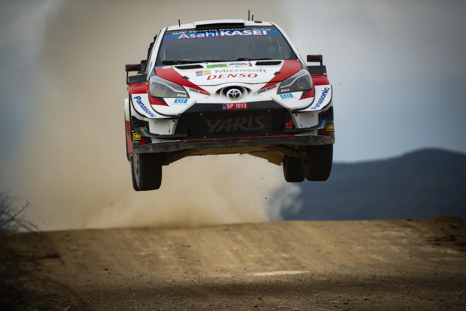 「3日間の走行距離は約1000km! Rally Japan 2020の「ラリーガイド1」がついに発表」の1枚目の画像