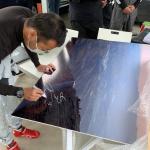 クリッカーで活躍中のライター青山義明が愛知県岡崎市でレース写真展を開催! - ChillOut2