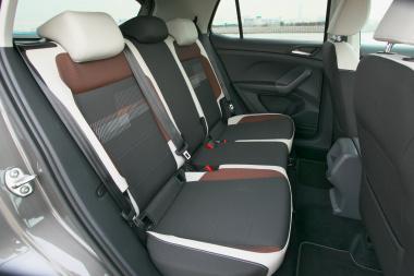 VW T-CROSSの内装04