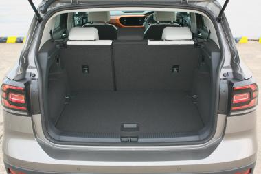 VW T-CROSSの内装05