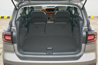 VW T-CROSSの内装06