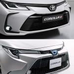専用フロントマスクでスタイリッシュな「カローラ セダンGR SPORT」が登場 - Toyota_Corolla_GR_SPORT