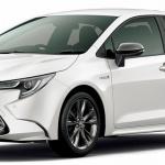 専用フロントマスクでスタイリッシュな「カローラ セダンGR SPORT」が登場 - Toyota_Corolla_Sedan