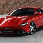フェラーリ・ローマが700馬力にパワーアップ! 足回りをも強化したカスタムカーが登場 - Ferrari-Roma-by-Wheelsandmore-1