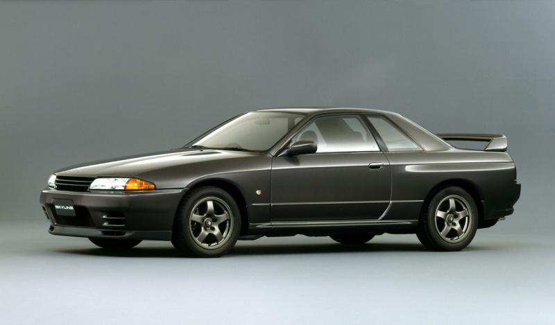 R32型スカイラインGT-R