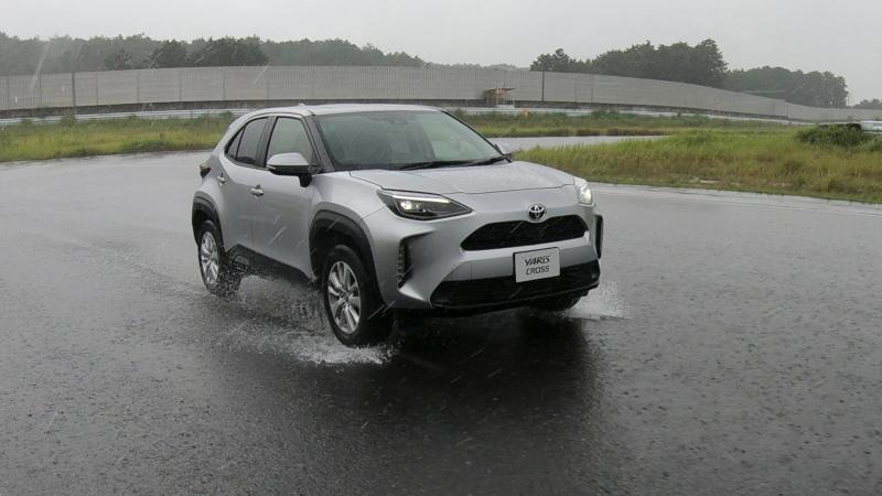 トヨタ・ヤリスクロス(プロトタイプ)