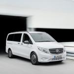 メルセデス・ベンツのEVバン「eVito ツアラー」の発売を開始 - Der neue Mercedes-Benz eVito TourerThe new Mercedes-Benz eVito Tourer