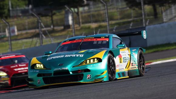 優勝の埼玉トヨペット GB GR Supra GT