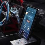 市販化も視野!? フォード「マスタング・マッハE 1400」世界初公開! 圧倒的な性能を誇るハードコアEVレーサー - ford-mustang-mach-e-1400-interior